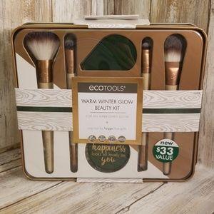 Ecotools Warm Winter Glow *Make Up Brushes Kit*